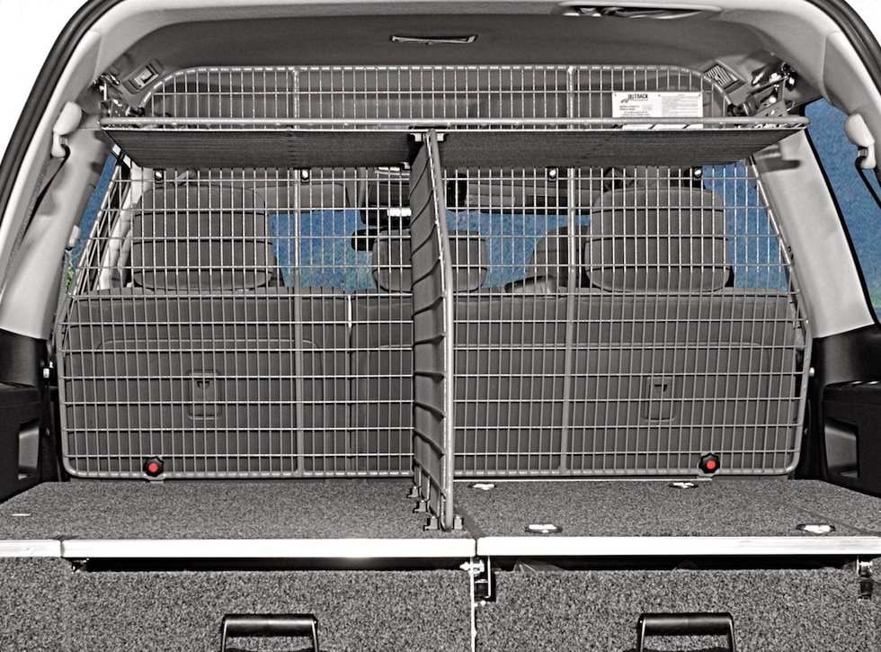 Buy Half Barriers Amp Dividers Rear Rack And Divider